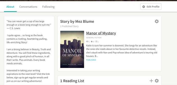 mez_blume – Brewhaha Book Cafe
