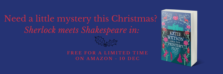 Need a little mystery this Christmas? Sherlock meets Shakespeare in...-2